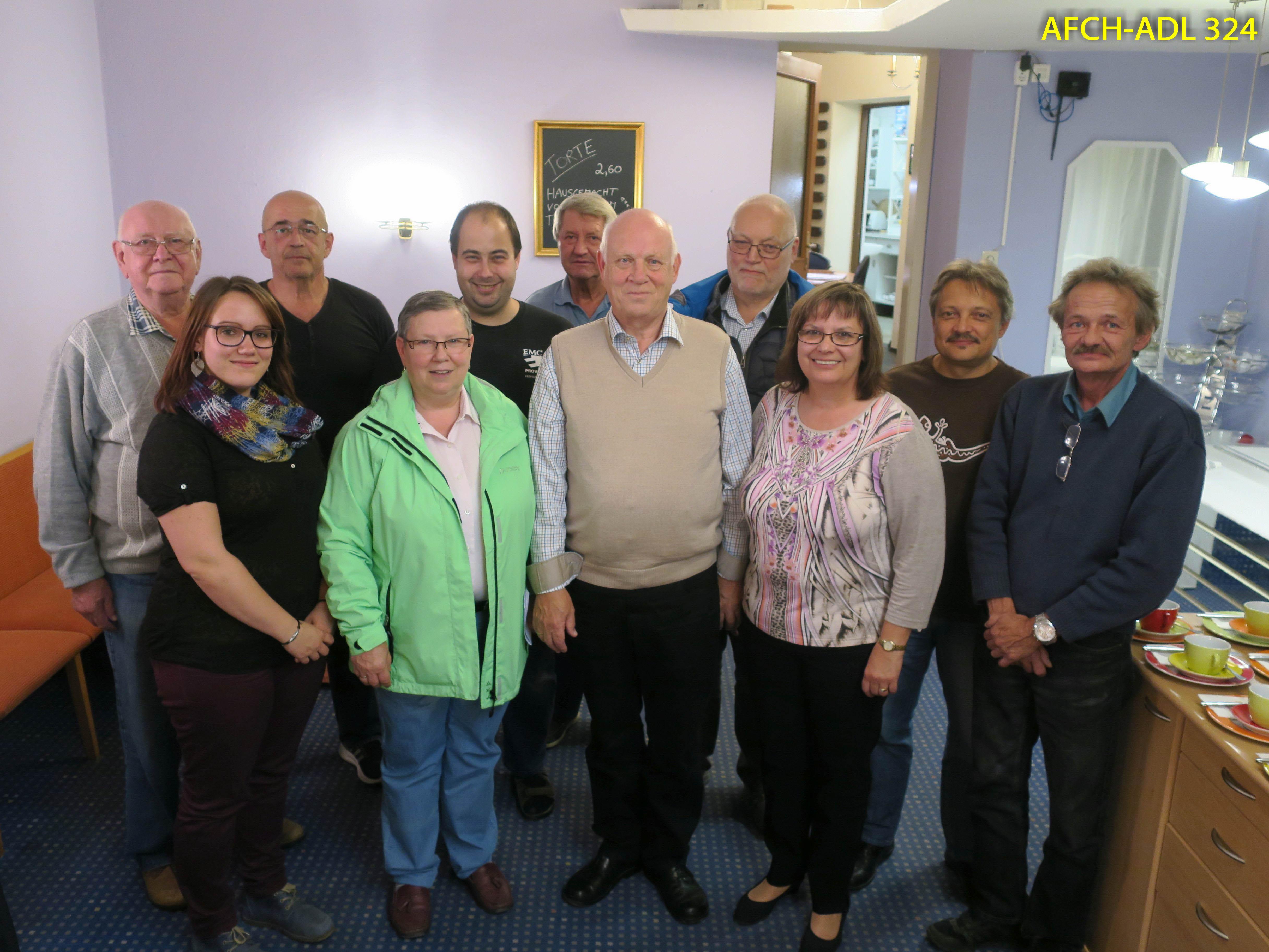 AFCH Vorstand 2017